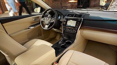 2016 Toyota Camry Alcoa Tn Interior