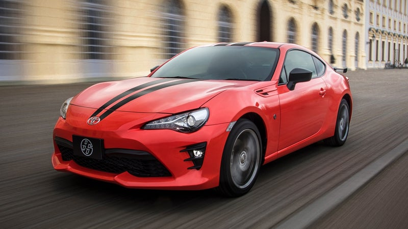 Scion Frs Lease >> 2017 Toyota 86 | Car Dealerships in Knoxville, TN | Toyota ...
