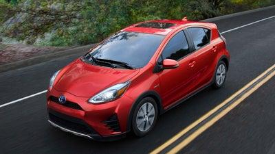 2018 Toyota Prius C Alcoa Tn