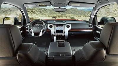 2018 Toyota Tundra Alcoa Tn Interior