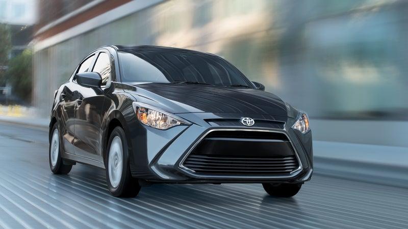 2018 Toyota Yaris Ia Alcoa Tn