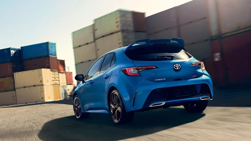 2019 Toyota Corolla Hatchback In Alcoa Tn Rick Mcgill S Airport