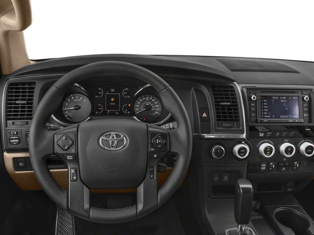 2018 Toyota Sequoia Limited Toyota Dealer Serving Alcoa Tn New