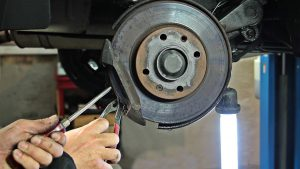 4 Signs Your Brakes Need Professional Help