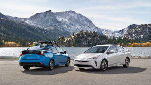 Best Smart Features On The 2019 Prius Lineup Rick Mcgill S Airport
